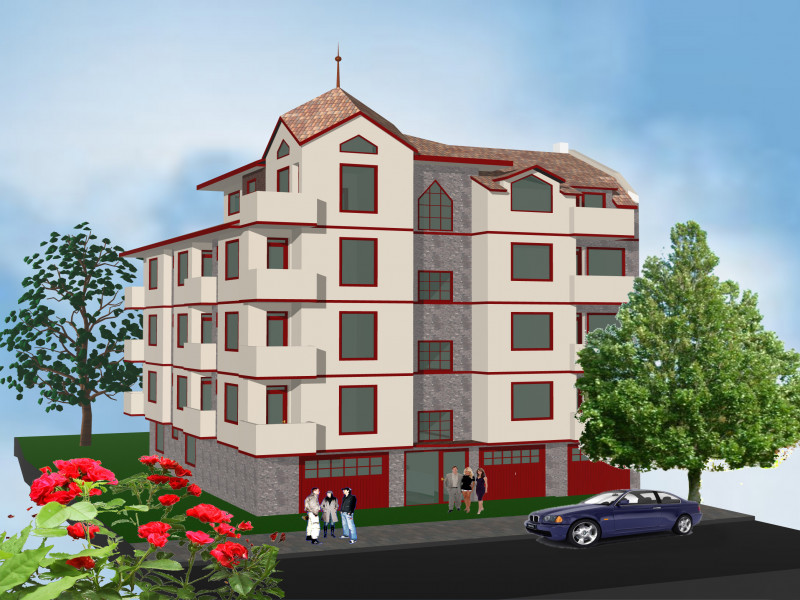 Апартаменти в строеж на разсрочено плащане