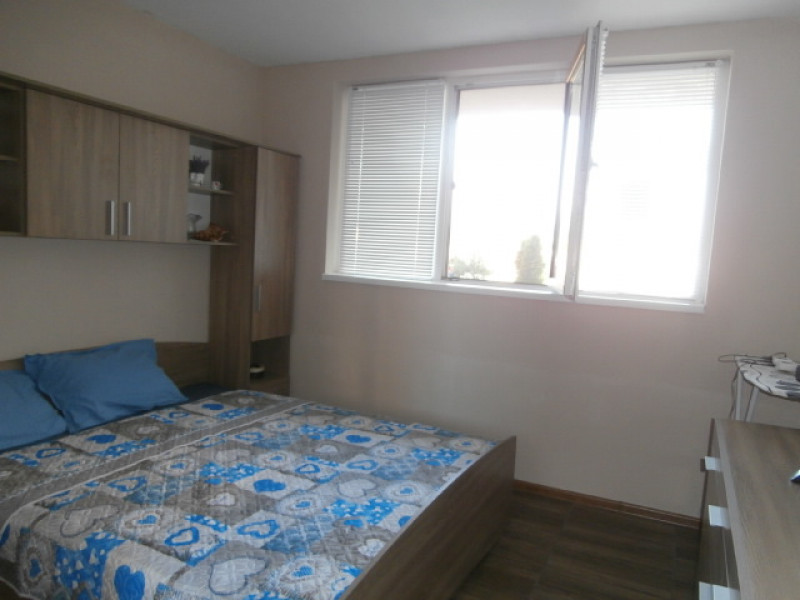 Двустаен апартамент ново строителство град Пазарджик