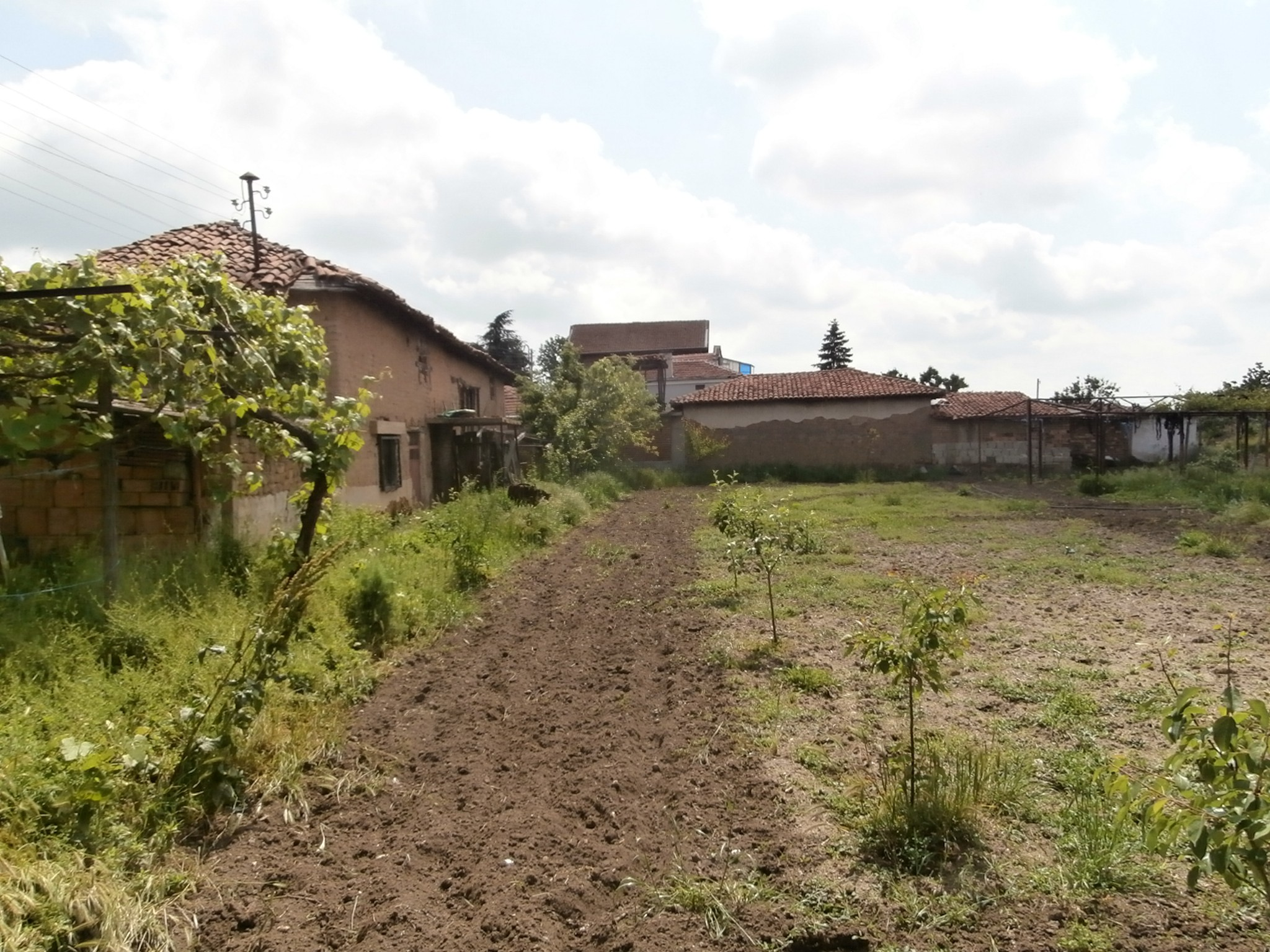 Къща село Гелеменово