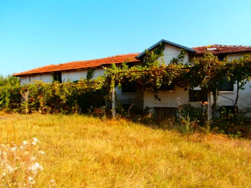 Къща в село Ляхово