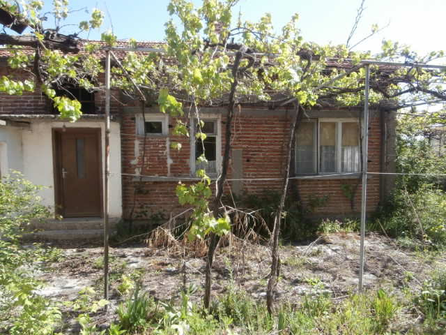 Къща в с.Црънча