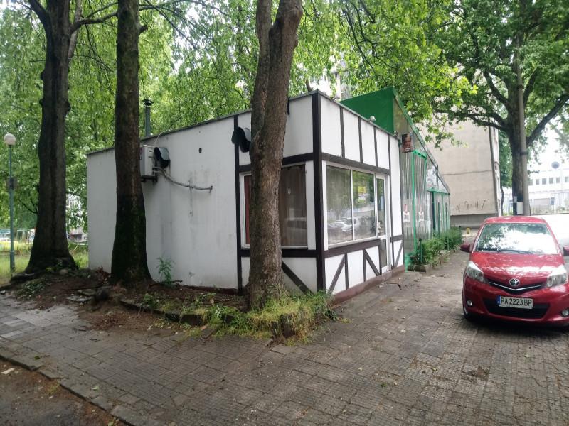 Търговско помещение в град Пловдив